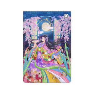 千年桜のかぐや姫 パスケース