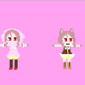 カイム式ボクセル型櫻歌ミコ Ver.3,0