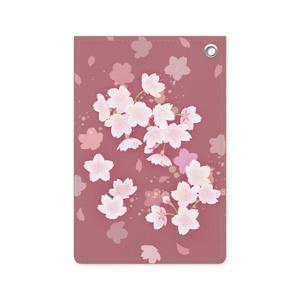 パスケース 桜 SAKURA (薄紅-うすくれない-)