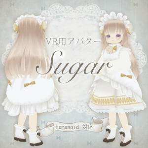 VRアバター「Sugar」