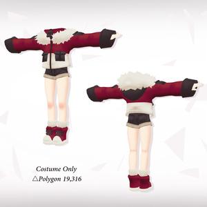 オリジナル3Dモデル[CAMELLIA-カミリア-] -jacket-