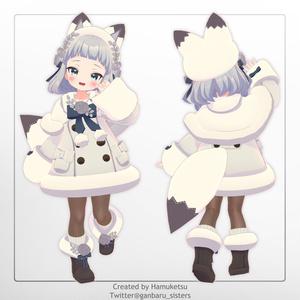 【オリジナル3Dモデル】Noel -ノエル-