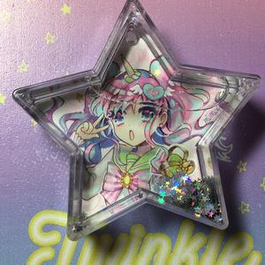 魔法少女ユニコーン/星形原画
