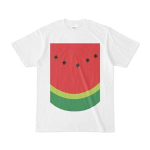 スイカのTシャツ