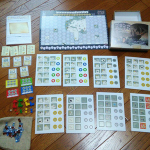 ブランクワールド~Complete the Atlas~