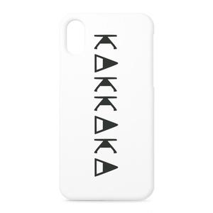 iPhoneケース KAKKAKA