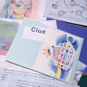 スクラップブック「Clue」
