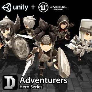 HeroSeries-Adventurers