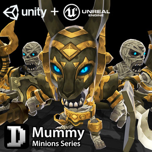 MinionsSeries-Mummy