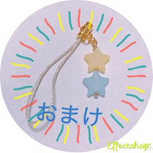 花型ネックレス (ストラップ付)
