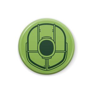 【BinTRoLL】ミントス缶バッジ - 25mm