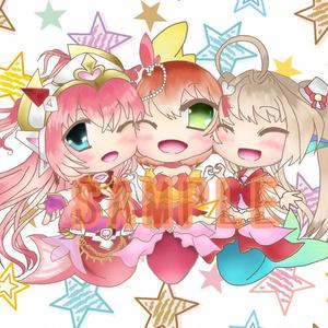 PR♡ISM 3人組