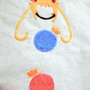 パシフィカ羊毛トート