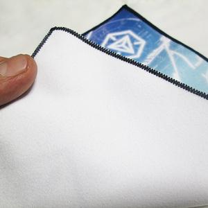 ハンドタオル INGRESS レジスタンス専用 マイクロファイバー(スウェードタイプ:なめらか) 約20×20cm