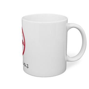 らんまるちゃんねるマグカップ(赤)