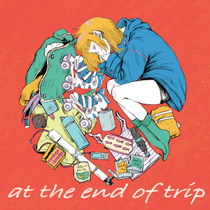 at the end of trip