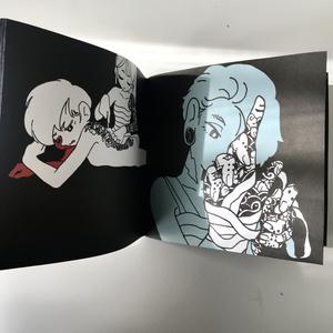 刺青画集 (訳あり) 原画付き