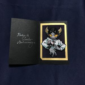 (送料込み商品)オリジナルポストカード(全2種)