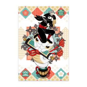 忍者と蛇2019(リメイク)/ Ninja and snake 2019(remake)