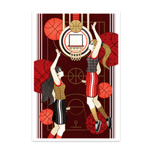 Basketball girls(remake)