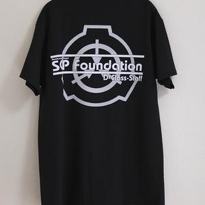 SCP Dクラス職員Tシャツ(Mサイズ1点のみ)