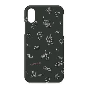 モチーフiPhone[XS / X]ケース ブラック