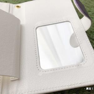 手帳型Android用ケース・M