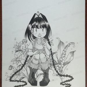 STALKINK2019 原画