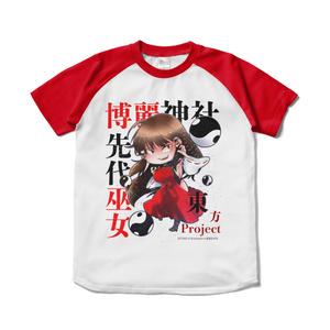 東方Project 博麗神社 先代巫女 Tシャツ