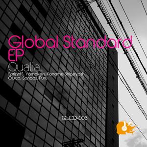 [QLCD-003]Global Standard EP