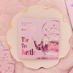 イラスト集「The Tea Kettle」