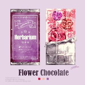 チョコレート アクキー
