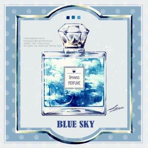 空の香水 アクキー