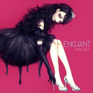 オリジナルイラスト本+CD「ENCHANT」