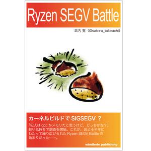 Ryzen SEGV Battle/武内 覚・著