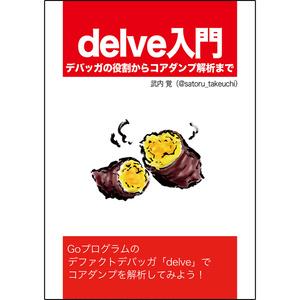 delve入門──デバッガの役割からコアダンプ解析まで/武内 覚・著