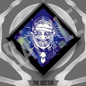 キラー缶バッジ:ドクター