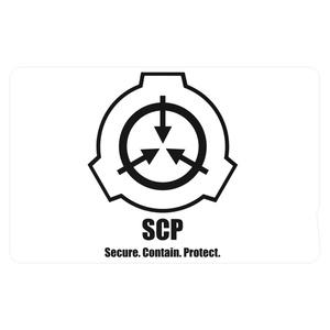 汎用 SCP財団 ICカードステッカー
