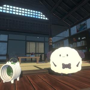 VRChatアバター用3Dモデル「まが式こひつじさん3.0」