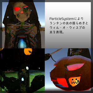 VRChat用オリジナルモデル「Jack」