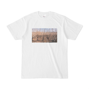 Tシャツ「冬の桑畑がかっこいい!」伊藤健史