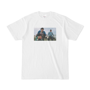 Tシャツ「外出先でできる!?自販機『だし』かけコンビニ飯・8種類」さくらいみか