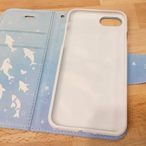 Free Style iPhone case-手帳type