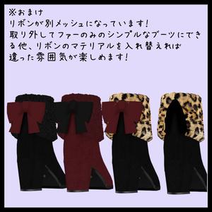 ショートブーツ 2種類×3カラー