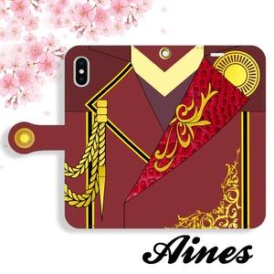 刀剣乱舞 刀ミュ 大倶利伽羅イメージ iPhone・Androidケース