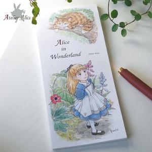不思議の国のアリス☆一筆箋