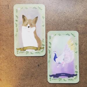 GARDEN oracle card(ガーデン オラクル カード)