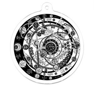アクリルキーホルダー -moon-