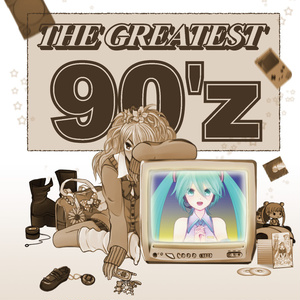 THE GREATEST 90'z(CD)