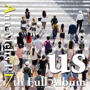 アンメルツP 7th Full Album『us』